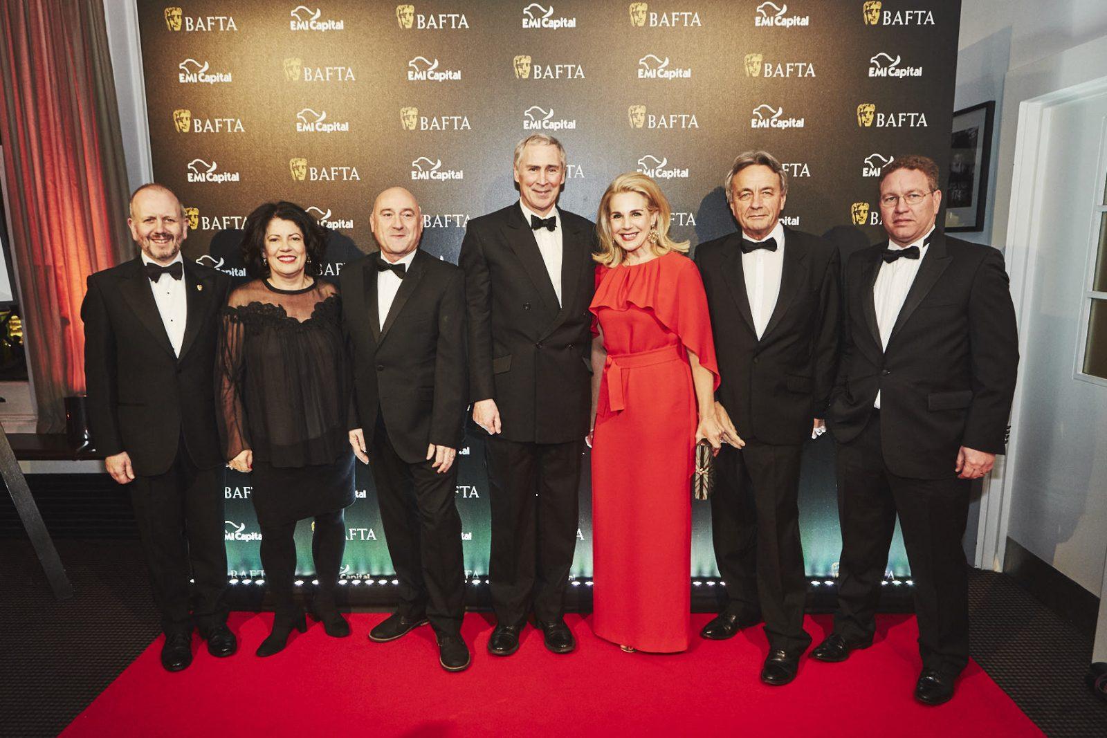 Mad Dog Casting BAFTA Partnership